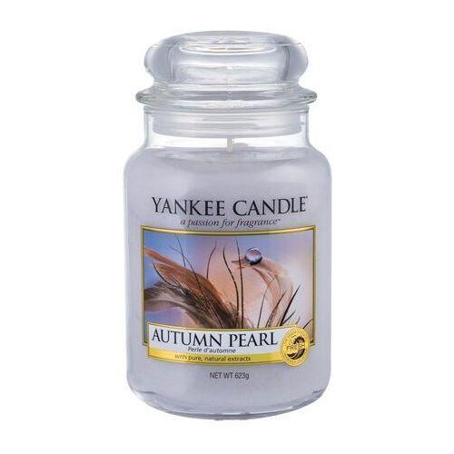 Yankee candle świeca 623g autumn pearl