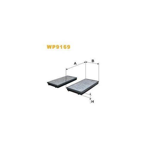 Wix Filtr kabinowy k 1165a-2x / wp9169, kategoria: filtry kabinowe