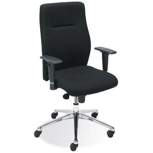 Krzesło obrotowe ORLANDO R16H steel28 chrome