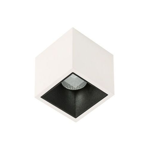 Alden Deep LED lampa sufitowa 1-punktowa SLC78001/18W WH+BL (5900644324607)