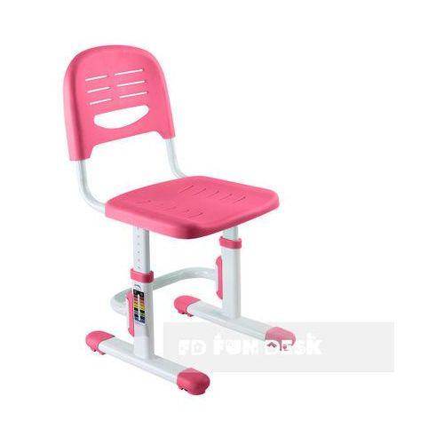 Fundesk Sst3 pink - ergonomiczne krzesełko dziecięce z regulacją wysokości fun desk