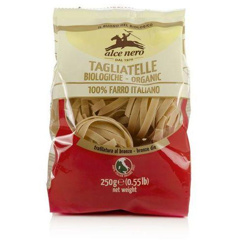 Makaron gniazdka Tagliatelle (orkisz) BIO 250g - produkt z kategorii- Kasze, makarony, ryże