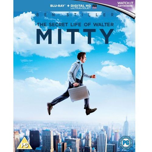 20th century fox The secret life of walter mitty (includes ultraviolet copy)