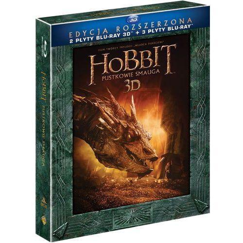 Hobbit: Pustkowie Smauga 3D. Edycja specjalna (3BD) (7321999332730)