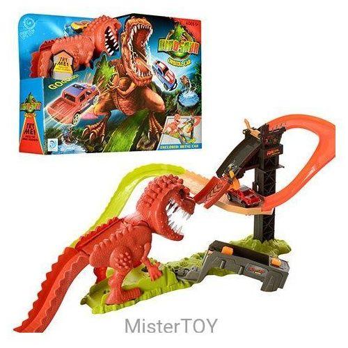 Mega creative Tor samochodowy dinozaur 361994 (5902012785102)