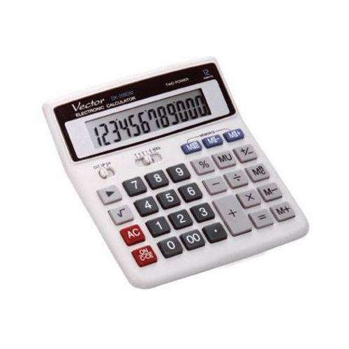 kalkulator vector biurowy dk-209dm blk 12-poz. marki Vector