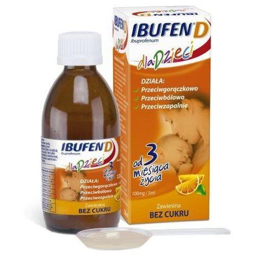 Ibufen d zawiesina 120ml marki Polpharma