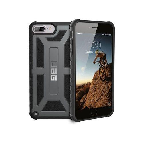 Uag Etui urban armor gear monarch iphone 6s/7/8 plus graphite +szkło