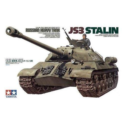 Russian Heavy Tank Stalin JS3 (4950344995639)
