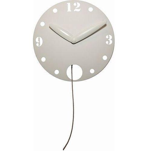 Zegar ścienny z wahadłem waggle marki Nextime