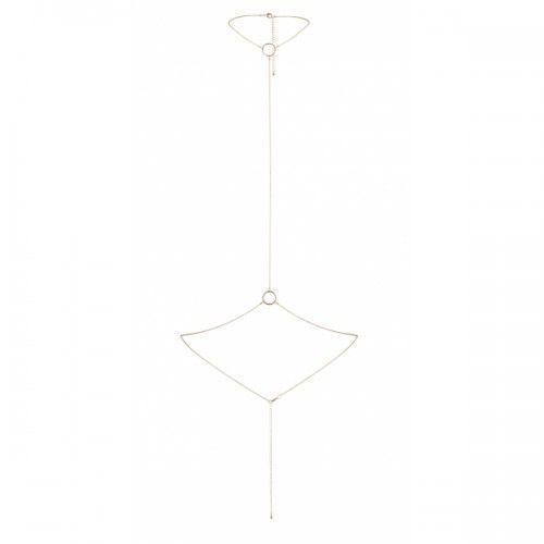 Bijoux Indiscrets - Magnifique I Body Chain (złoty)