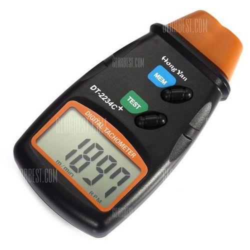 Gearbest Dt - 2234c+ lcd digital photo tachometer, kategoria: pozostałe narzędzia miernicze
