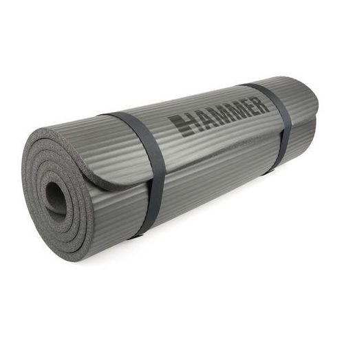 gymnastic mat 182 x 60 x 1,5 cm - mata do ćwiczeń marki Hammer