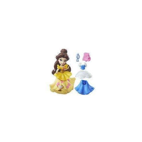 Hasbro Mini księżniczka z sukienką disney princess  (bella)