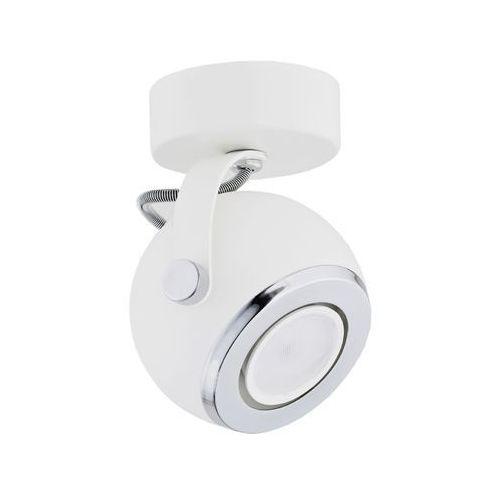 Argon kos 3519 kinkiet lampa oprawa ścienna 1x50w gu10 biały