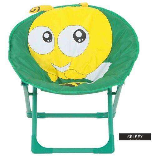 SELSEY Krzesełko składane Small Bee