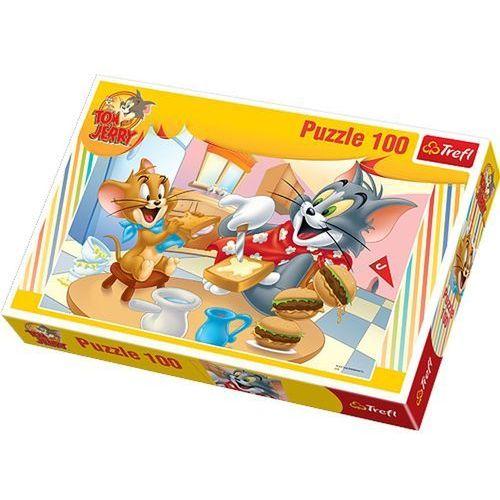 Trefl Puzzle 100 pyszne śniadanko
