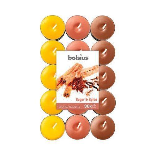Podgrzewacz zapachowy AROMATIC cynamon 30 szt. BOLSIUS (8717847139948)