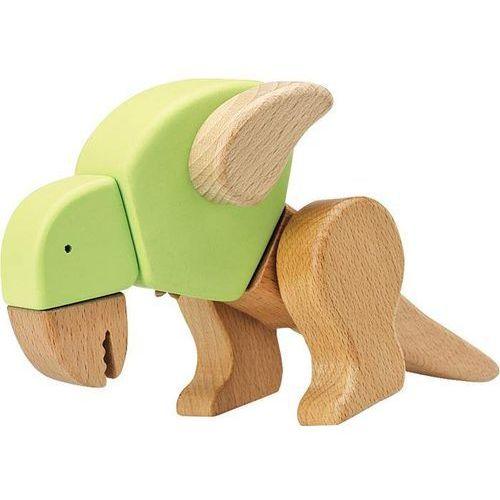 Kreatywny zestaw konstrukcyjny dla dzieci Dinozaur Tino