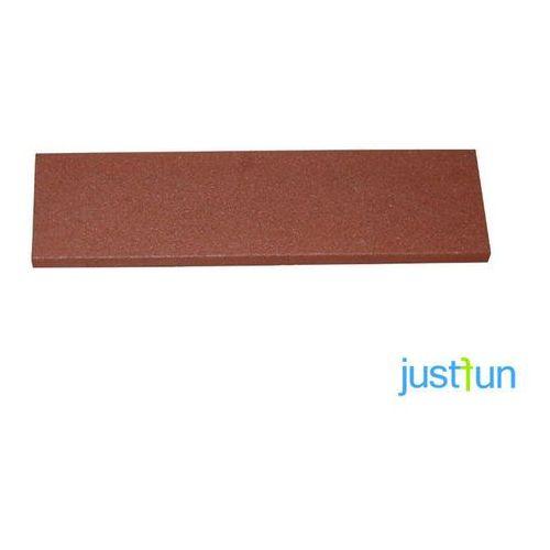 Gumowy narożnik 60x16x4,5 cm - czerwony marki Just fun