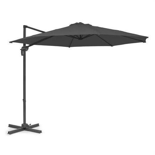 Blumfeldt belo horizonte, parasol przeciwsłoneczny, 292 cm, poliester, uv30, niewodochłonny, szary (4060656229466)