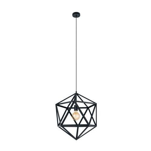 Eglo 49762 - Lampa wisząca EMBLETON 1xE27/60W (9002759497620)