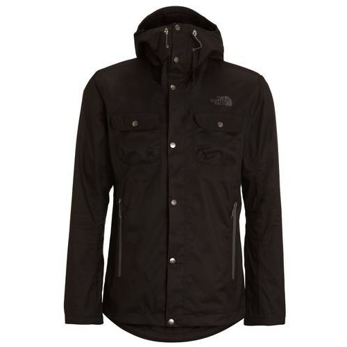 The North Face ARRANO Kurtka hardshell black, poliester
