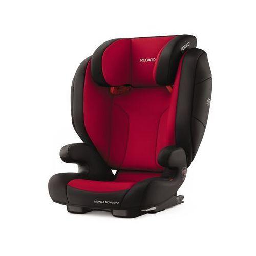 Recaro fotelik monza nova evo sf racing red
