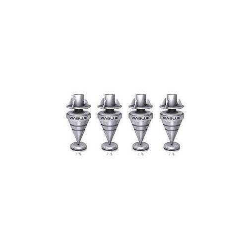 hs spikes silver m6 - kolce pod kolumny - silver marki Viablue