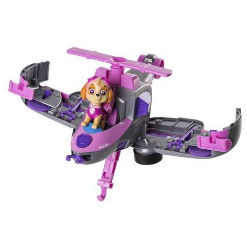 Spin psi patrol flip & fly pojazd 2w1 figurka skye marki Spin master