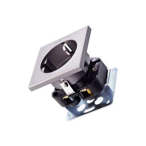 Furutech FT-SDS (G) - gniazdo montażowe schuko (EU) - pozłacane