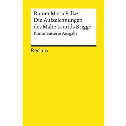 Die Aufzeichnungen des Malte Laurids Brigge, Kommentierte Ausgabe