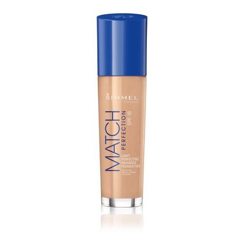 Rimmel london match perfection foundation spf18 30ml w podkład 300 sand (3607342578999)