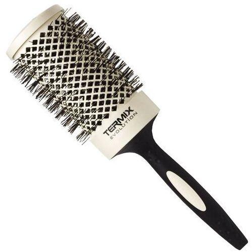 evolution soft, okrągła szczotka do włosów cienkich, 60mm marki Termix