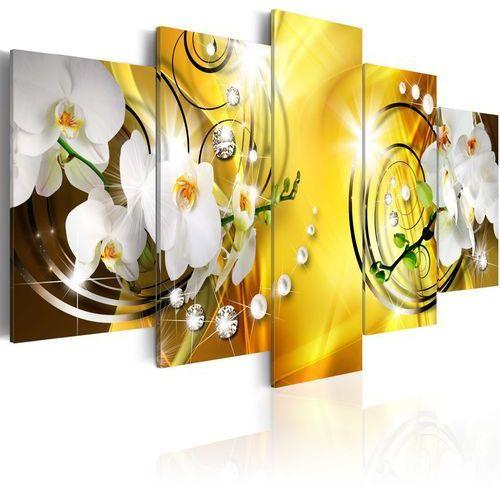 Artgeist Obraz - żółty zachwyt