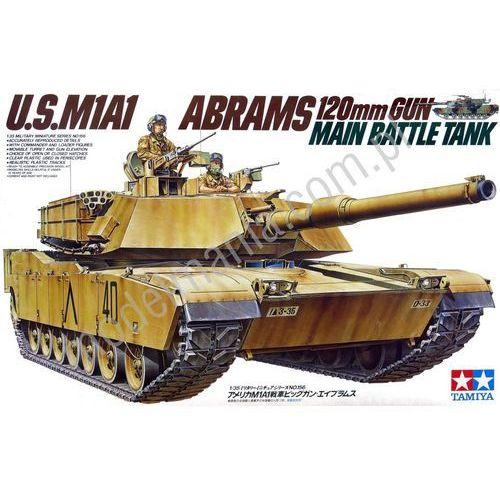 Tamiya Amerykański czołg m1a1 abrams 35156 (4950344992898)