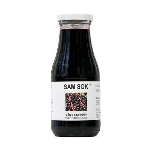 Sam sok z bzu czarnego () 250ml marki Viands