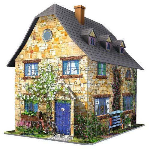 Puzzle 3D 216 elementów - Angielski dom (4005556125852)