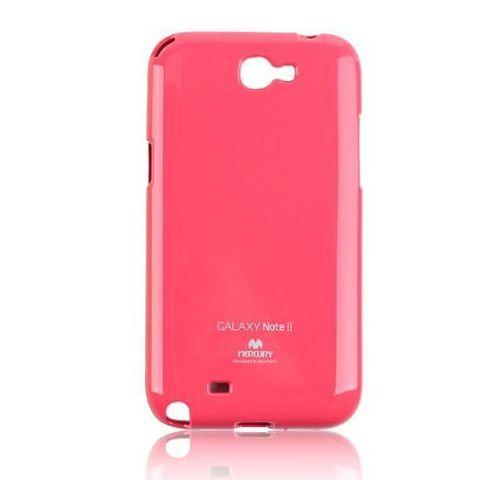 Partner tele.com Etui mercury jellycase do samsung note 8 różowe