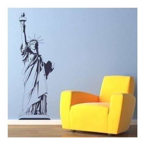 naklejka Statua Wolności 0836