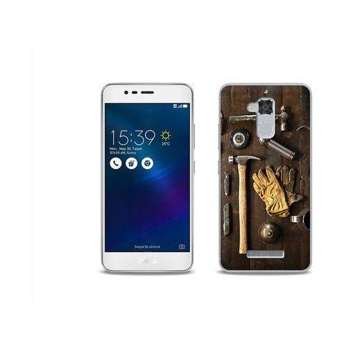 Foto case - asus zenfone 3 max (zc520tl) - etui na telefon foto case - narzędzia marki Etuo.pl
