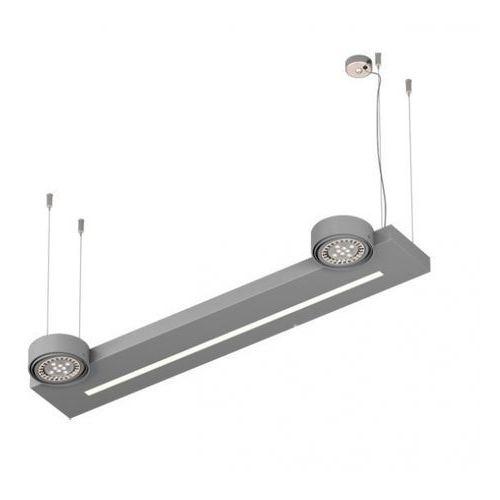 lampa wisząca DALTEC C2Whs QR111/TL5, CLEONI T047C2Whs+