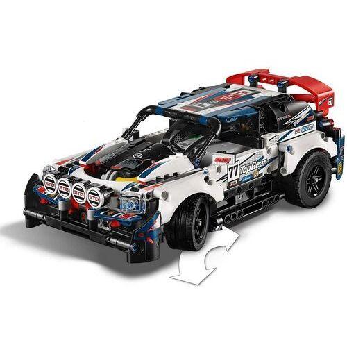 OKAZJA - LEGO Technic 42109 RC Top Gear auto wyścigowe sterowane przez aplikację, 1_718765