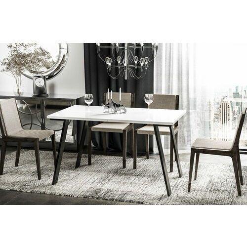 Stół liwia rozkładany 130-170 biały połysk marki Endo