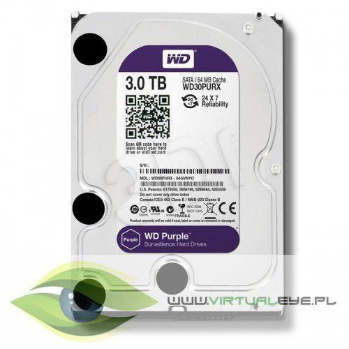 "Dysk HDD Western Digital PURPLE 3,5"" 3TB SATA III 64MB 5400obr/min, 742_20170118170010"