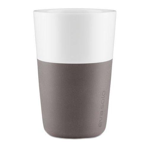Filiżanki do latte 2 szt Eva Solo Grey, 501022