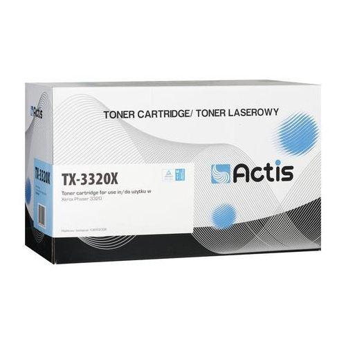 Actis Toner TX-3320X Black Szybka dostawa! Darmowy odbiór w 21 miastach!, TX-3320X