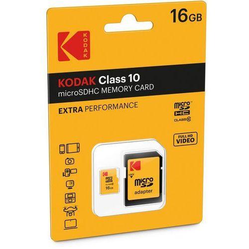 Kodak Karta pamięci microsdhc 16 gb