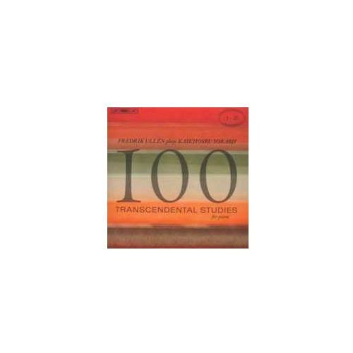 Bis records 100 transcendental studies (1940 - 1944), vol 1: nos. 1 - 22
