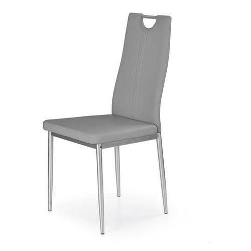 Krzesło do jadalni z rączką k202 marki Halmar